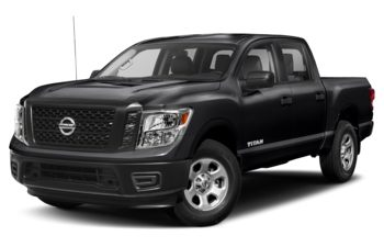 2017 Nissan Titan - Metallic Black