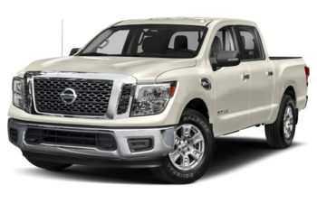 2019 Nissan Titan - Glacier White