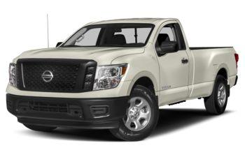 2018 Nissan Titan - Glacier White