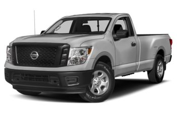 2017 Nissan Titan - Brilliant Silver Metallic