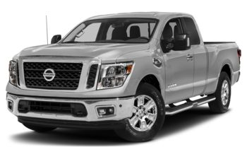 2018 Nissan Titan - Brilliant Silver Metallic