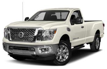2017 Nissan Titan XD - Glacier White