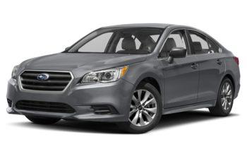 2016 Subaru Legacy - Ice Silver Metallic