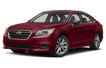 2016 Subaru Legacy - Venetian Red Pearl