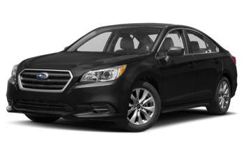2016 Subaru Legacy - Crystal Black Silica