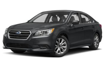 2016 Subaru Legacy - Carbide Grey Metallic