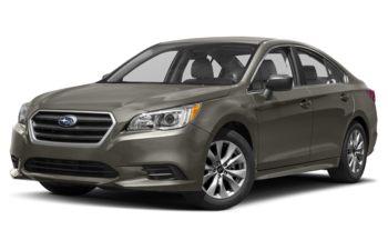2016 Subaru Legacy - Tungsten Metallic