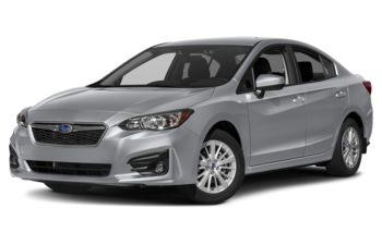 2018 Subaru Impreza - Ice Silver Metallic