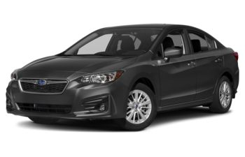 2018 Subaru Impreza - Magnetite Grey Metallic