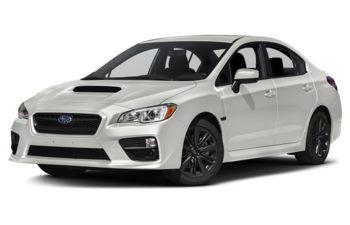 2016 Subaru WRX - Crystal White Pearl