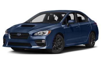2016 Subaru WRX - Lapis Blue Pearl