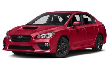 2016 Subaru WRX - Pure Red