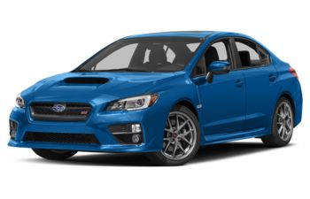 2016 Subaru WRX STI - World Rally Blue Pearl