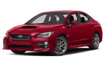 2016 Subaru WRX STI - Pure Red