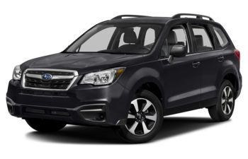 2018 Subaru Forester - Dark Grey Metallic