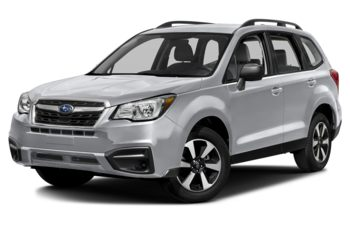 2018 Subaru Forester - Ice Silver Metallic