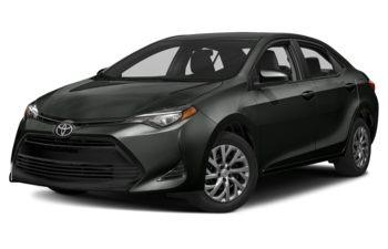 2019 Toyota Corolla - Black Sand Pearl