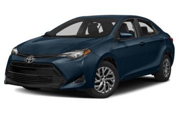 2019 Toyota Corolla - Galactic Aqua Mica