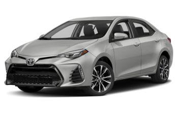 2018 Toyota Corolla - Classic Silver Metallic