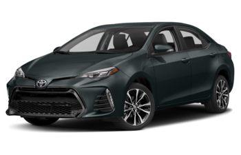 2018 Toyota Corolla - Slate Metallic