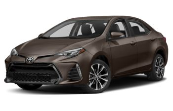 2018 Toyota Corolla - Falcon Grey Metallic