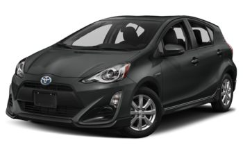 2018 Toyota Prius c - Magnetic Grey Metallic