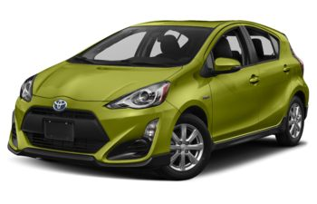 2017 Toyota Prius c - Electric Lime Metallic
