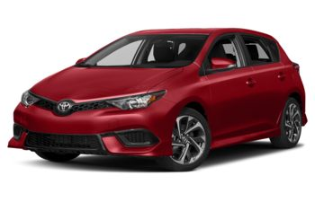 2018 Toyota Corolla iM - Barcelona Red Metallic