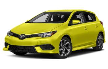2018 Toyota Corolla iM - Spring Green