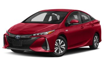 2019 Toyota Prius Prime - Hypersonic Red