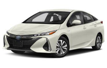 2017 Toyota Prius Prime - Blizzard Pearl