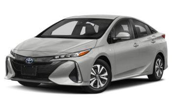 2019 Toyota Prius Prime - Classic Silver Metallic