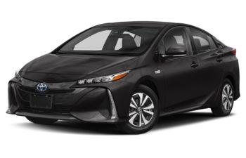2017 Toyota Prius Prime - Magnetic Grey Metallic