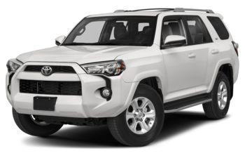 2018 Toyota 4Runner - Alpine White