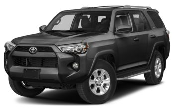2019 Toyota 4Runner - Magnetic Grey Metallic