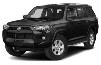 2020 Toyota 4Runner - Midnight Black Metallic