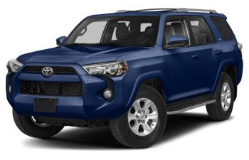 2018 Toyota 4Runner - Nautical Blue Metallic