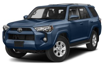 2018 Toyota 4Runner - Cavalry Blue