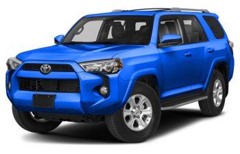 2019 Toyota 4Runner - Voodoo Blue