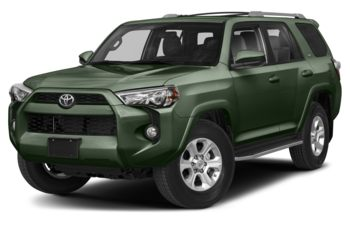 2020 Toyota 4Runner - Army Green