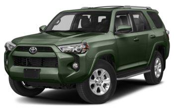 2020 Toyota 4Runner - Army Green