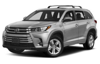 2019 Toyota Highlander - Celestial Silver Metallic