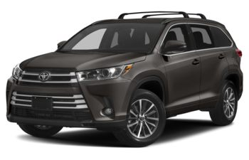 2017 Toyota Highlander - Pre-Dawn Grey Mica