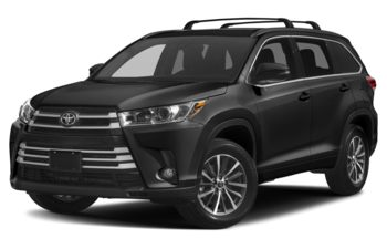 2017 Toyota Highlander - Midnight Black Metallic