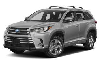 2020 Toyota Highlander Hybrid - N/A