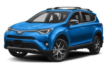 2018 Toyota RAV4 Hybrid - N/A