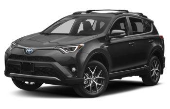 2018 Toyota RAV4 Hybrid - Magnetic Grey Metallic