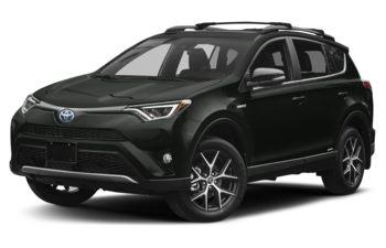 2018 Toyota RAV4 Hybrid - Black Sand Pearl