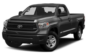 2017 Toyota Tundra - Magnetic Grey Metallic
