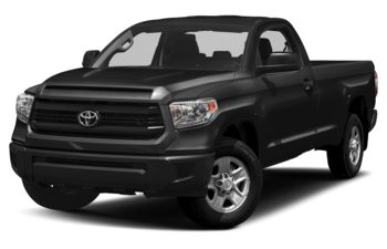 2017 Toyota Tundra - Black